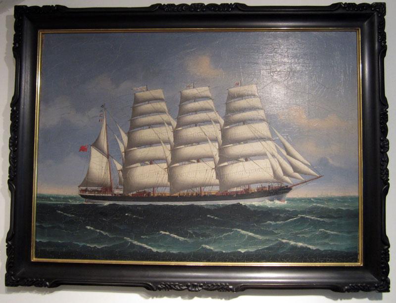 Ship Aracan